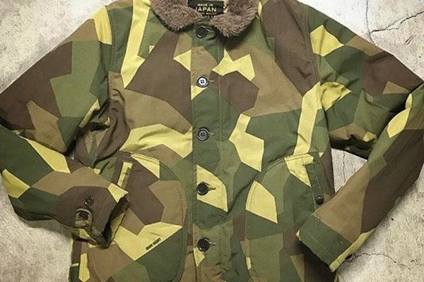 Iron Hearts Original Camo N1 Jacket